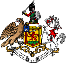 Perthshire Coat of Arms